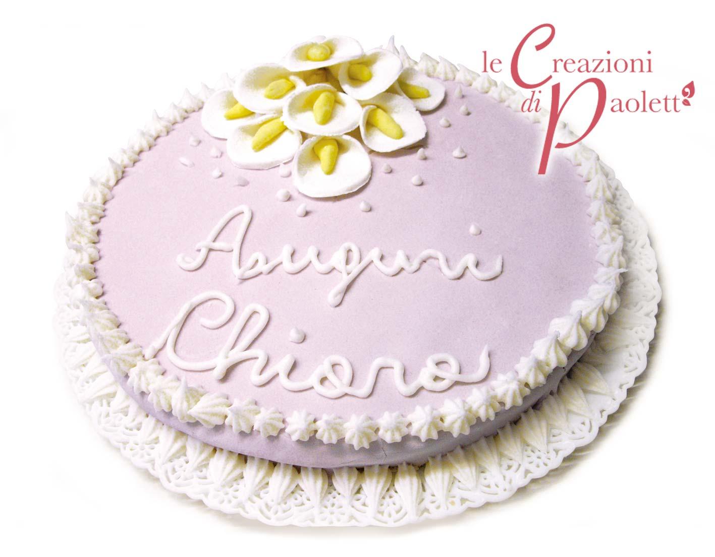 Torta compleanno 2 blog di paola - Bagno per torte senza liquore ...